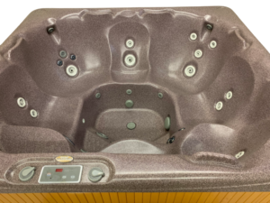 Pre-owned Beachcomber Hot Tub