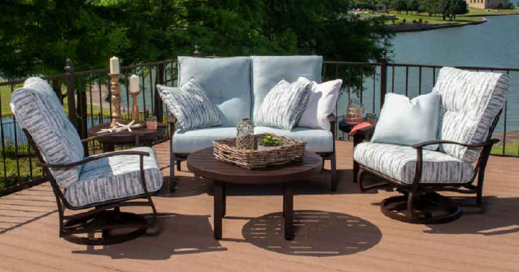 Backyard Leisure Patio Furniture